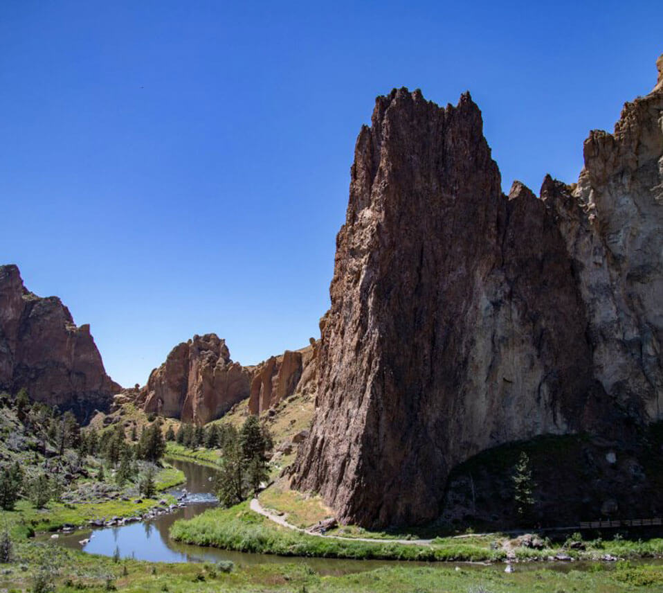 Smith Rock state park - Dr. Michelle Jackson Naturopathic Physician